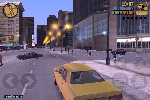 Широкие улицы Стаунтона (Android) - Grand Theft Auto 3