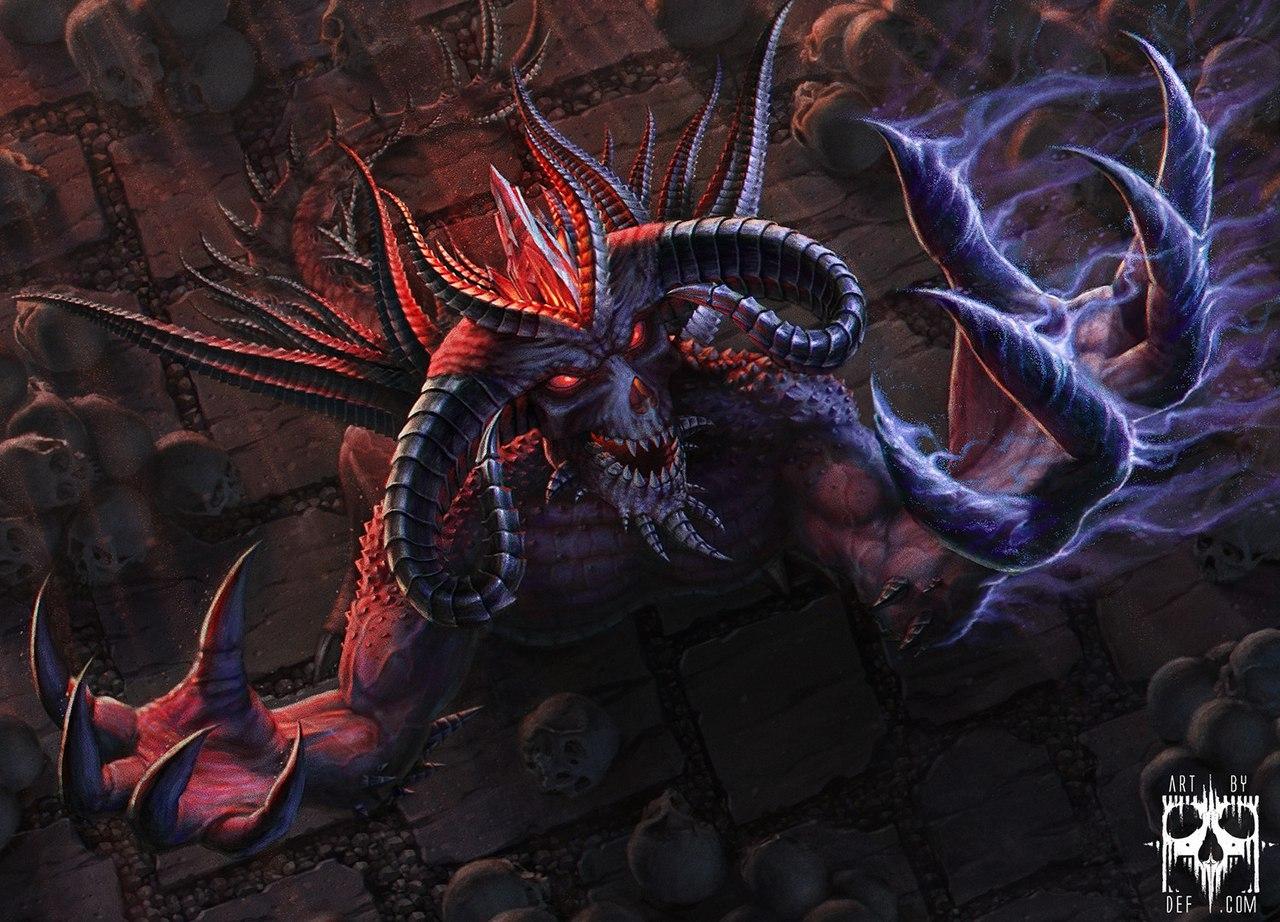 RpVRoxp7vv8.jpg - Diablo 3 Арт