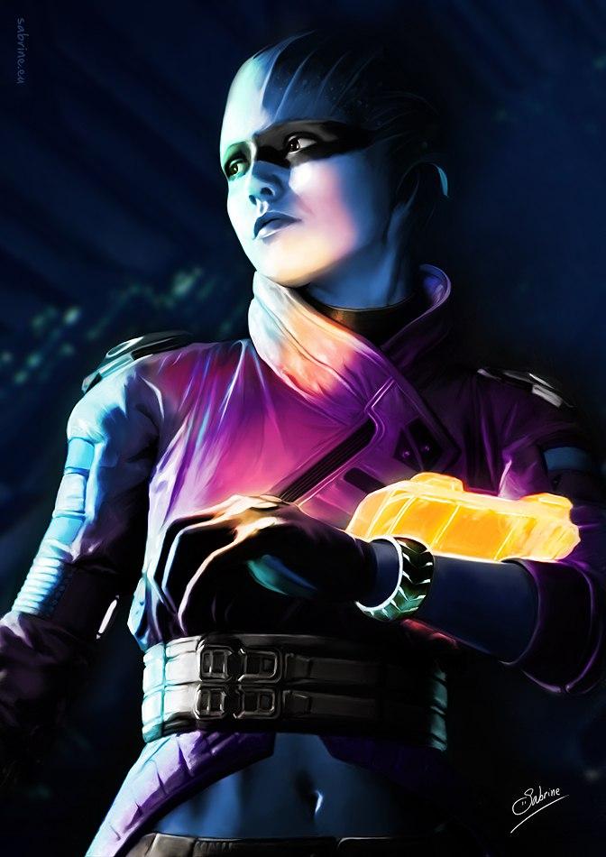 pKYdXfWDNyM.jpg - Mass Effect: Andromeda pee bee, Арт