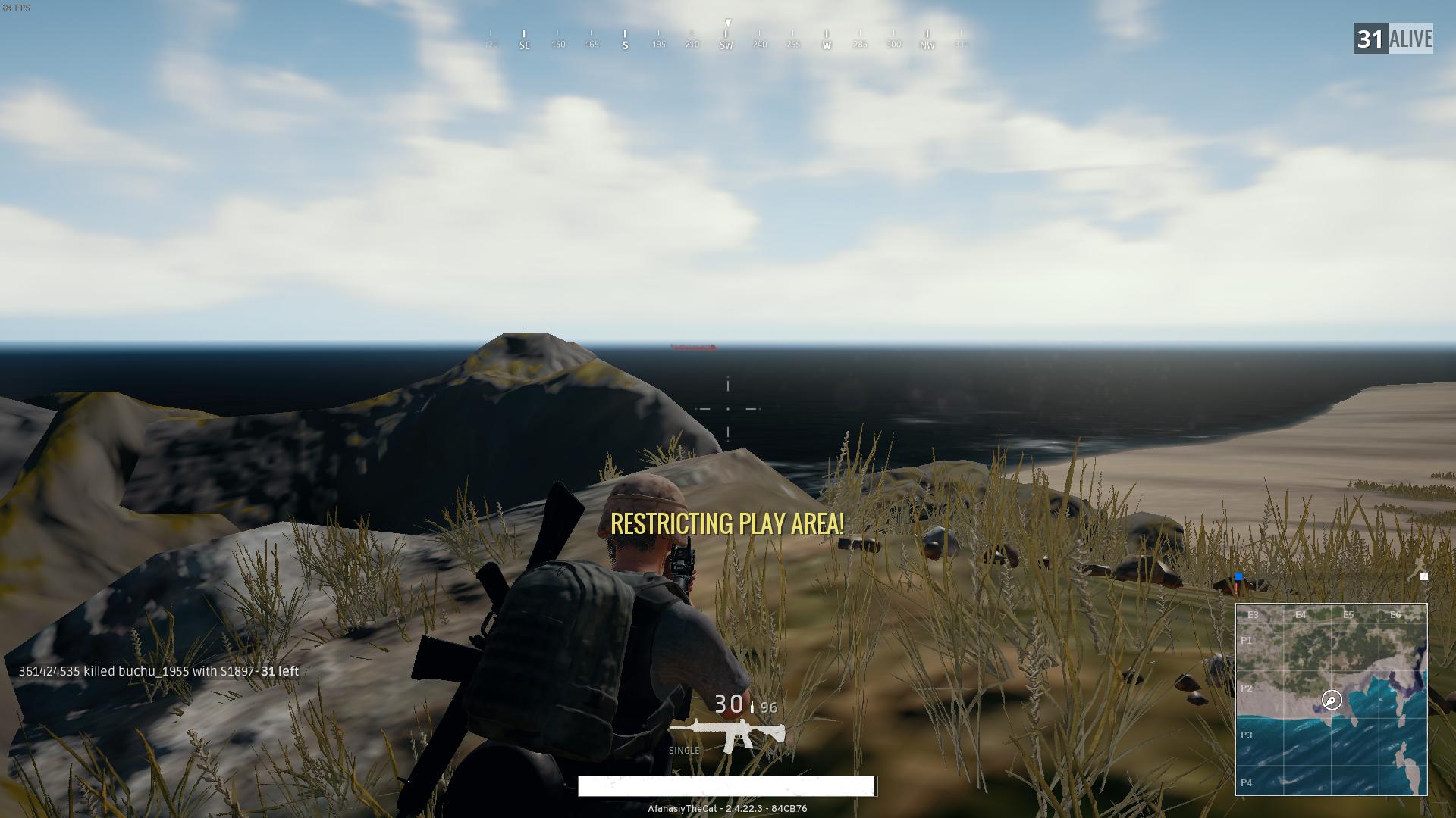 Хорошее место для хорошего груза - PlayerUnknown's Battlegrounds Аирдроп