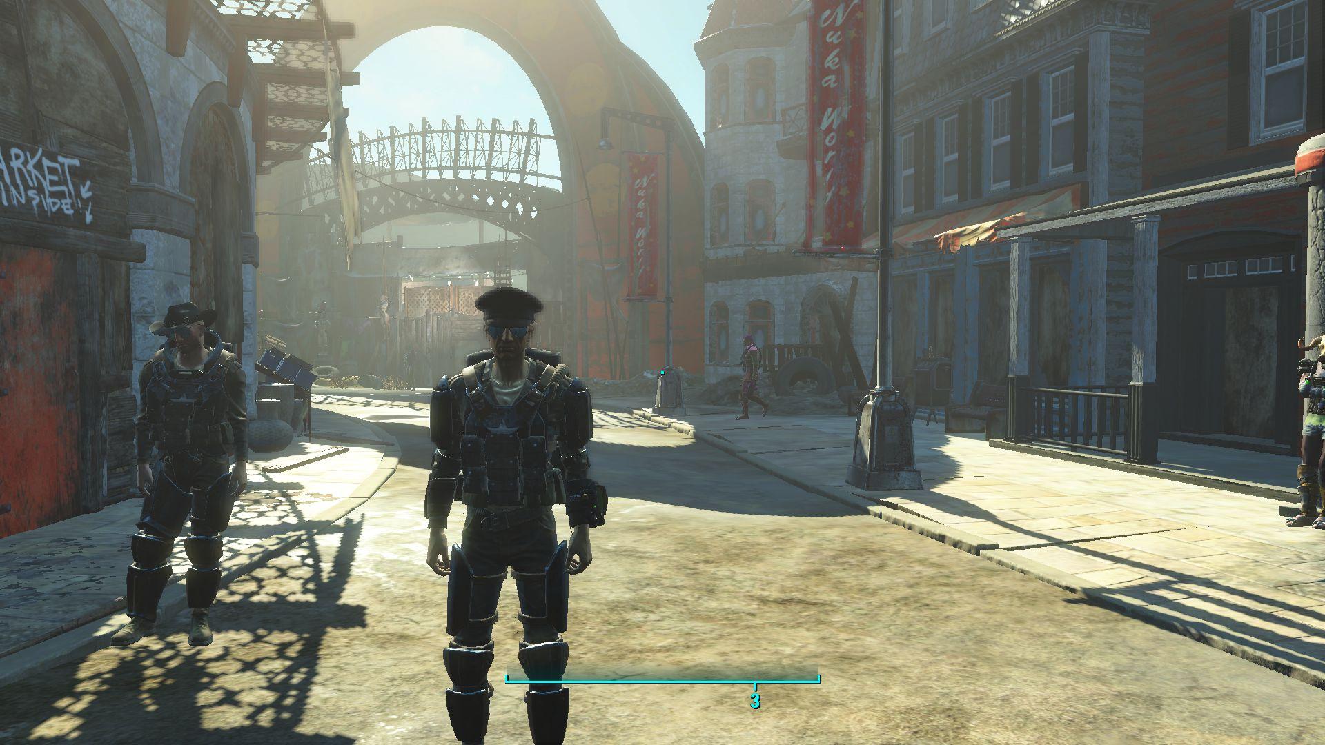 Лучшие кореша. - Fallout 4