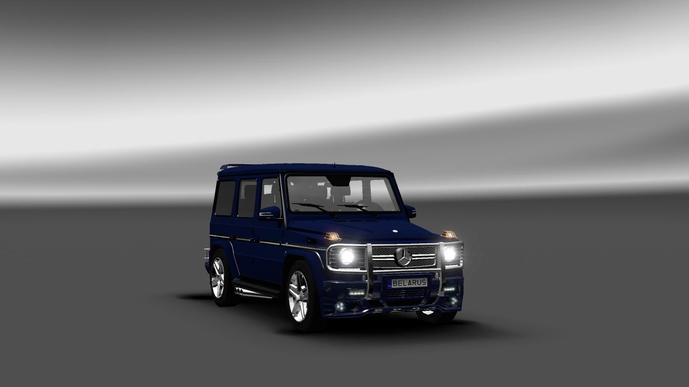 хз, чет он мне по душе - Euro Truck Simulator 2