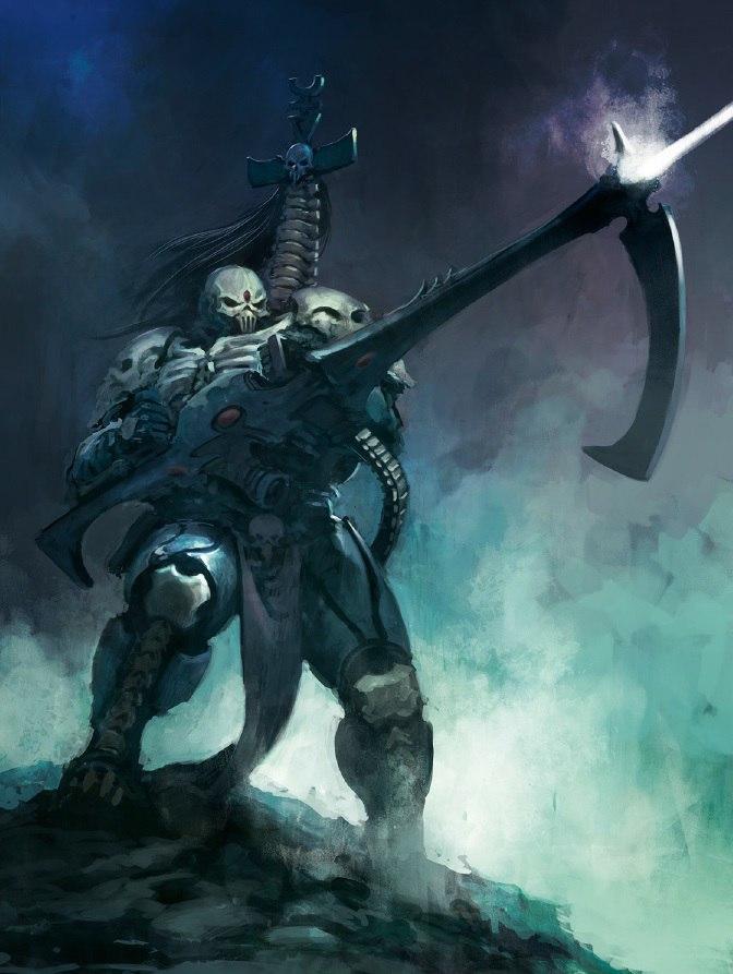5K3yMTfHeFg.jpg - Warhammer 40.000: Dawn of War 2 Dark Eldar, Арт