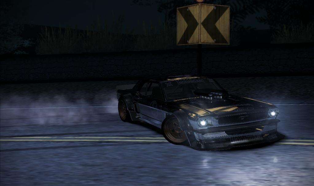 Тюнинг - Need for Speed: Carbon винил, дрифт, Транспорт, Форд
