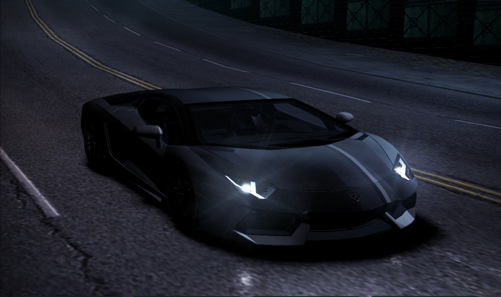 Тюнинг - Need for Speed: Carbon aventador, винил, Транспорт