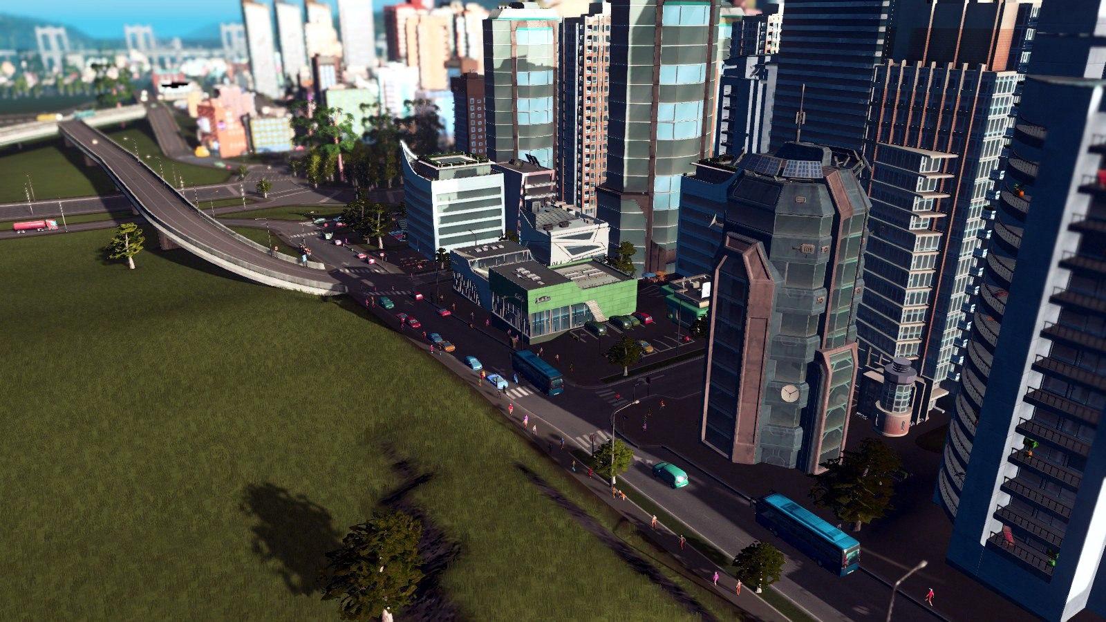 Настроил - Cities: Skylines