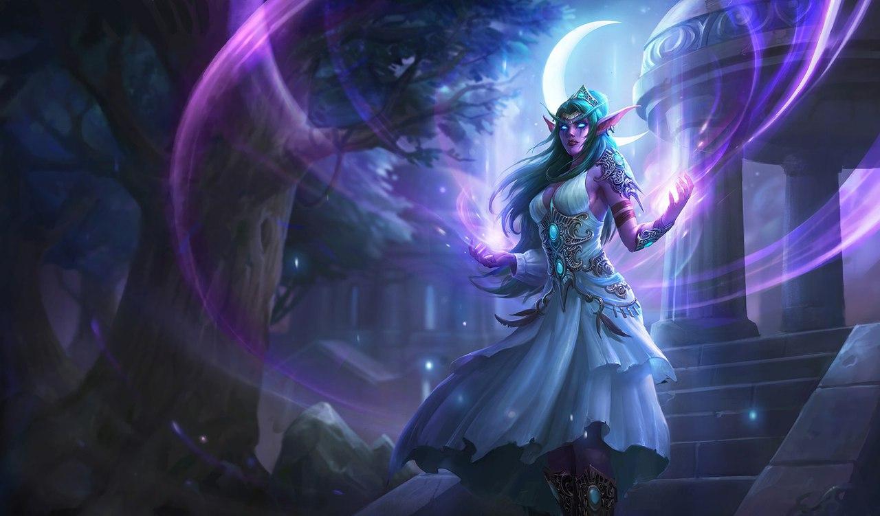 ZbDwuPL2Sds.jpg - World of Warcraft Dark Elf, Арт