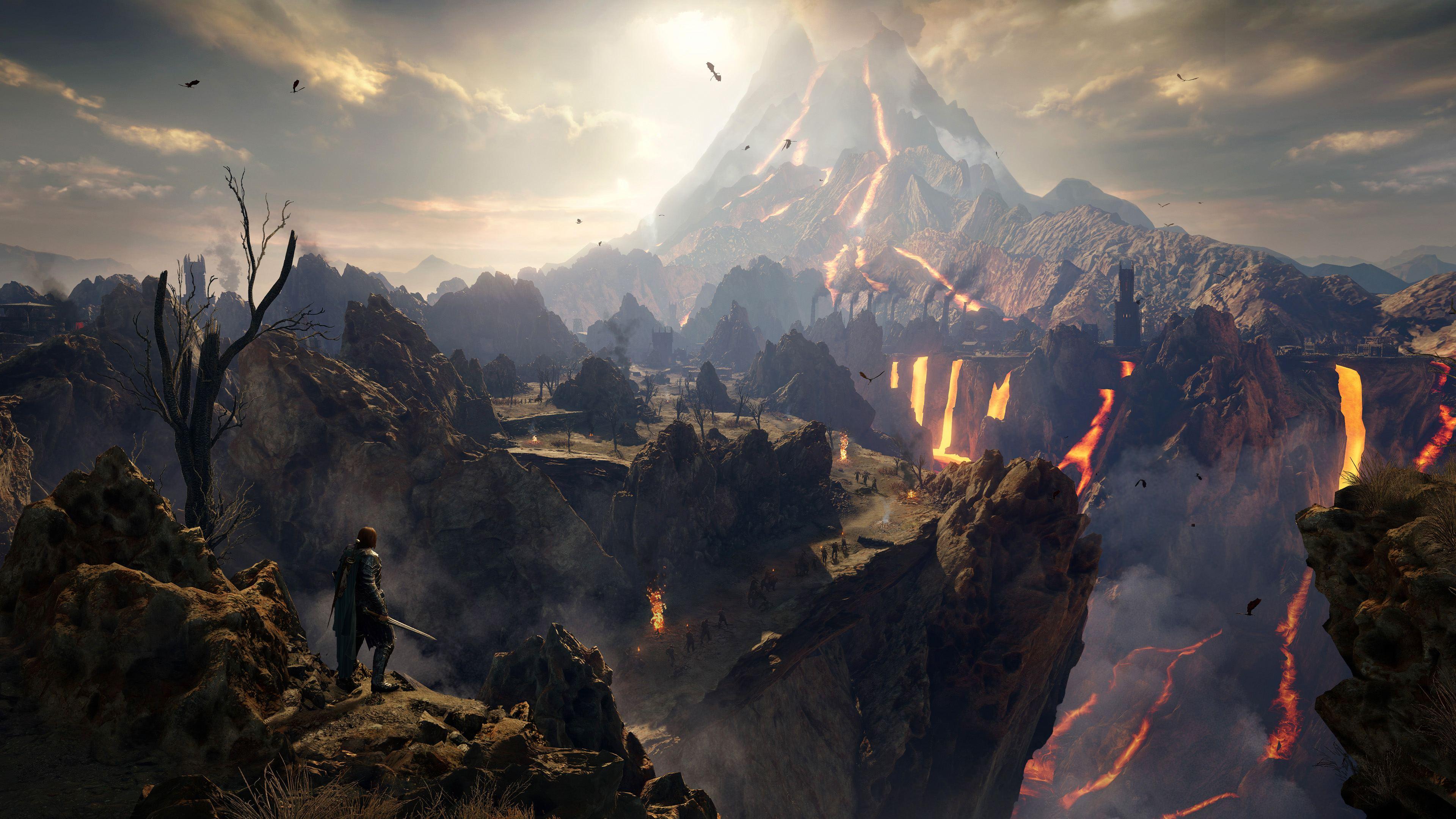 Middle-earth: Shadow of War - Middle-earth: Shadow of War Скриншот