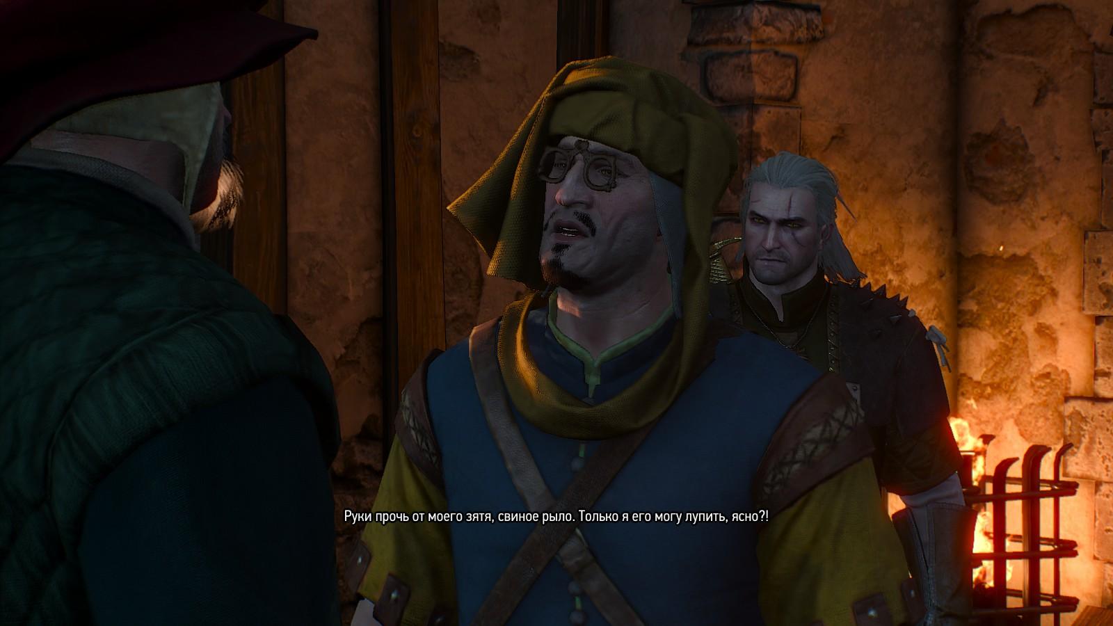 Йеннифер - Witcher 3: Wild Hunt, the Персонаж, Скеллиге