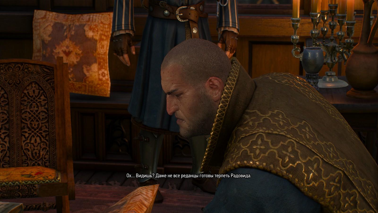 Йеннифэр - Witcher 3: Wild Hunt, the Персонаж, Скеллиге