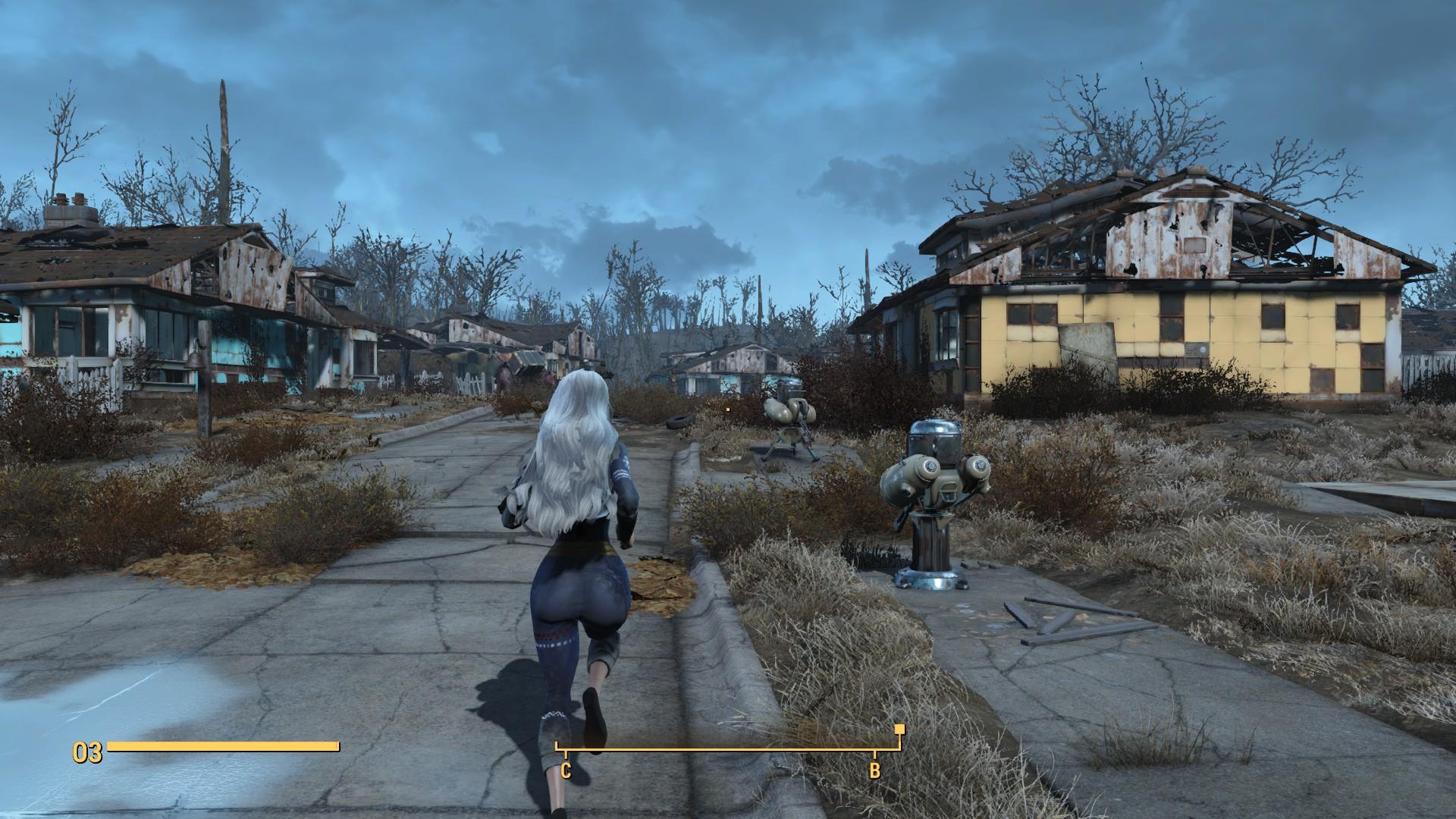Противница бодипозитива в поисках сына - Fallout 4