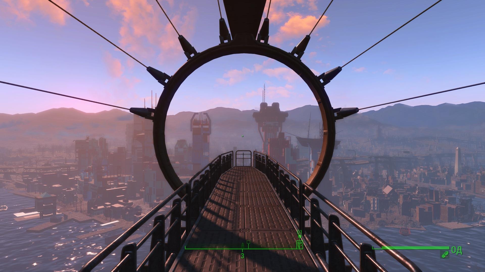 Выхожу я на кубрик Придвена и вижу... - Fallout 4 кубрик, Придвен, хороший обзор, ящик с оружием