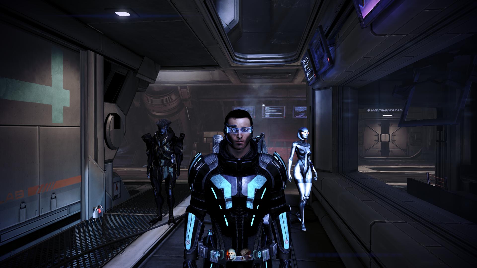 Мой персонаж (mass effect) - Mass Effect 3
