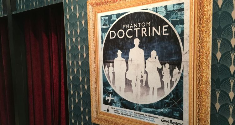 art - Phantom Doctrine