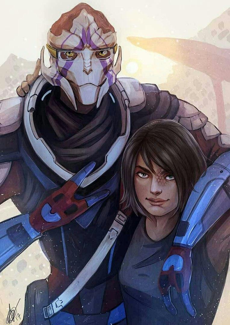Сара Райдер - Mass Effect: Andromeda Vetra, Арт