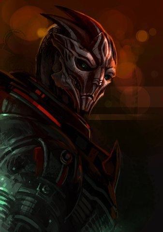 V4gGbFhOBgc.jpg - Mass Effect: Andromeda Turian, Арт