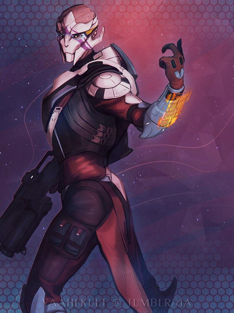 ZsSy7n5Kk44.jpg - Mass Effect: Andromeda Vetra, Арт