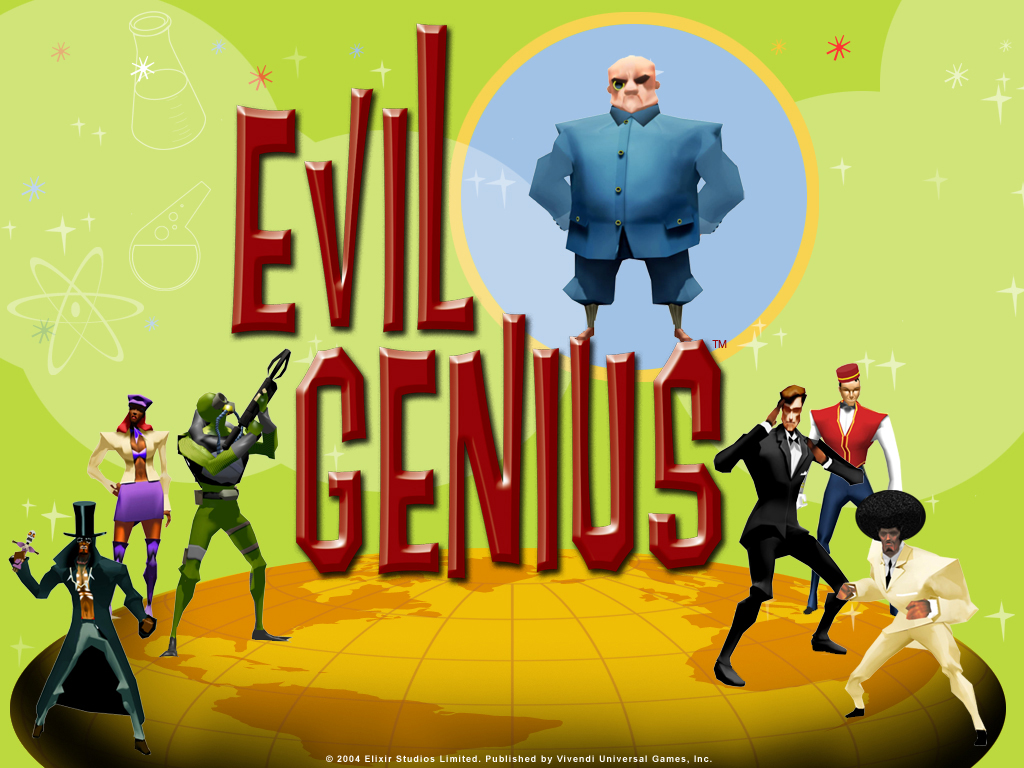 art - Evil Genius