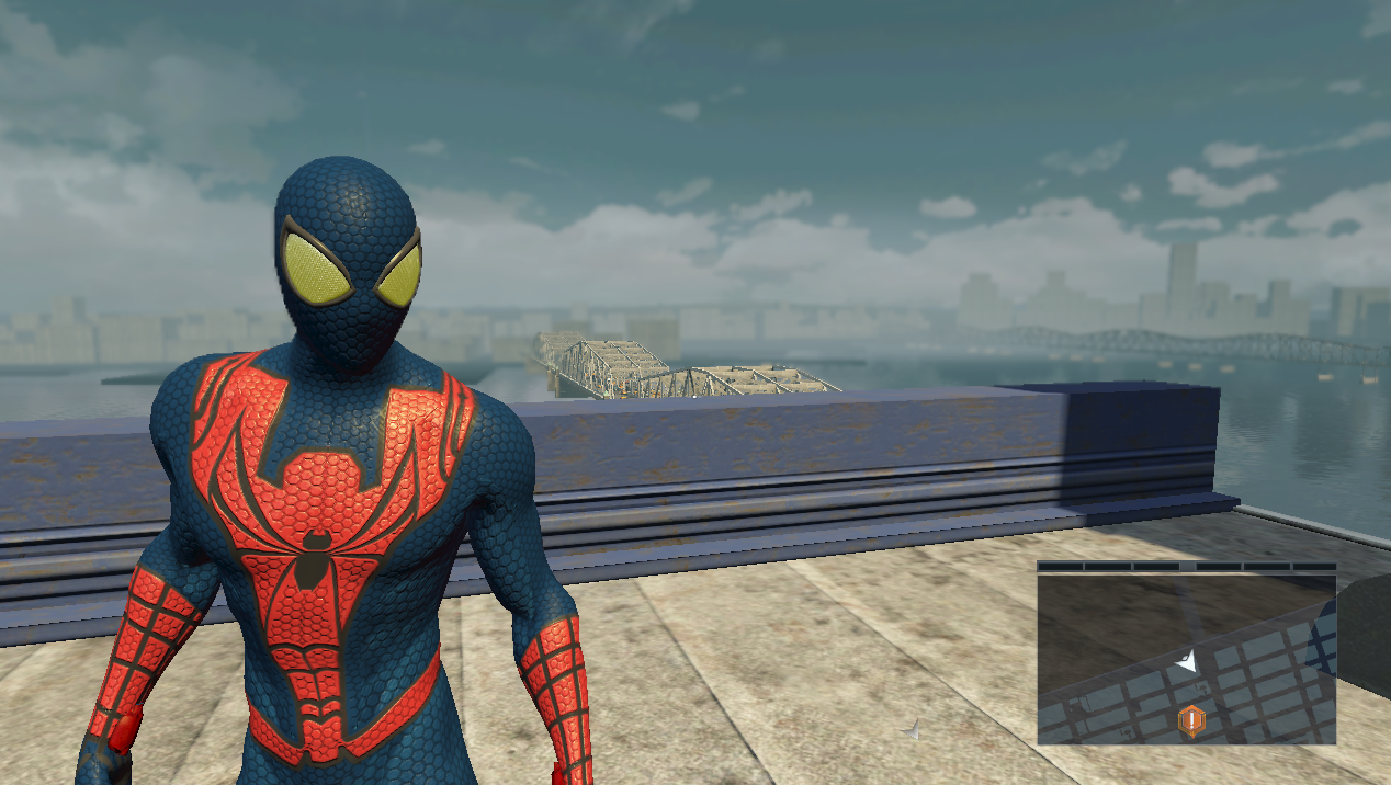 Skins by KRITEX - Amazing Spider-Man 2, the TASM 2