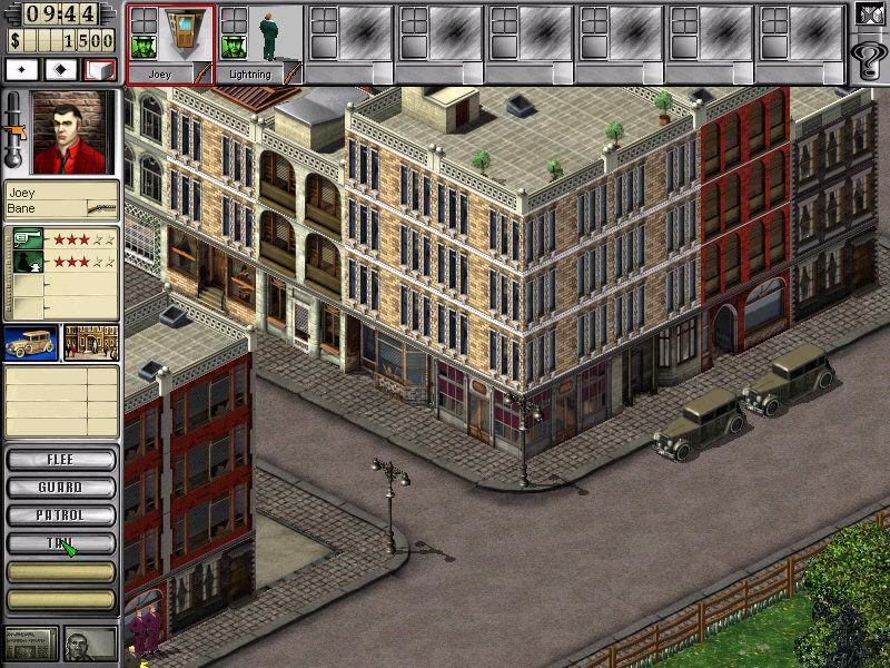 Геймплей - Gangsters 2: Vendetta