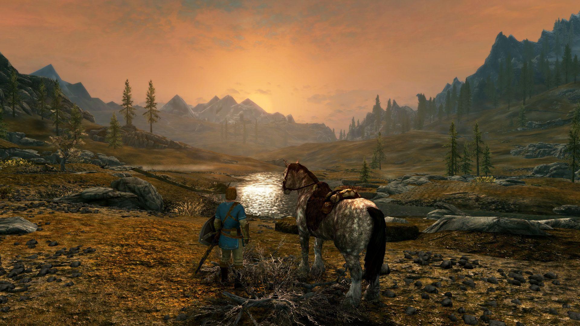 - - Elder Scrolls 5: Skyrim, the Nintendo Switch