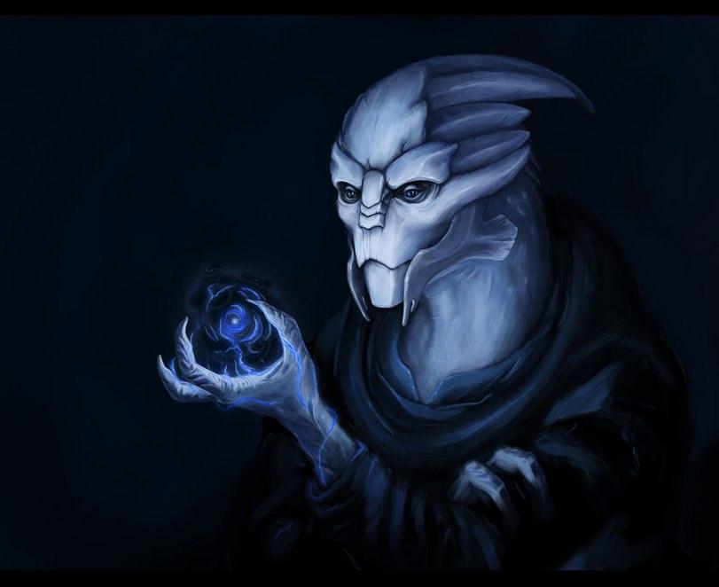 cRQnmwRUBZw.jpg - Mass Effect 3 Turian, Арт