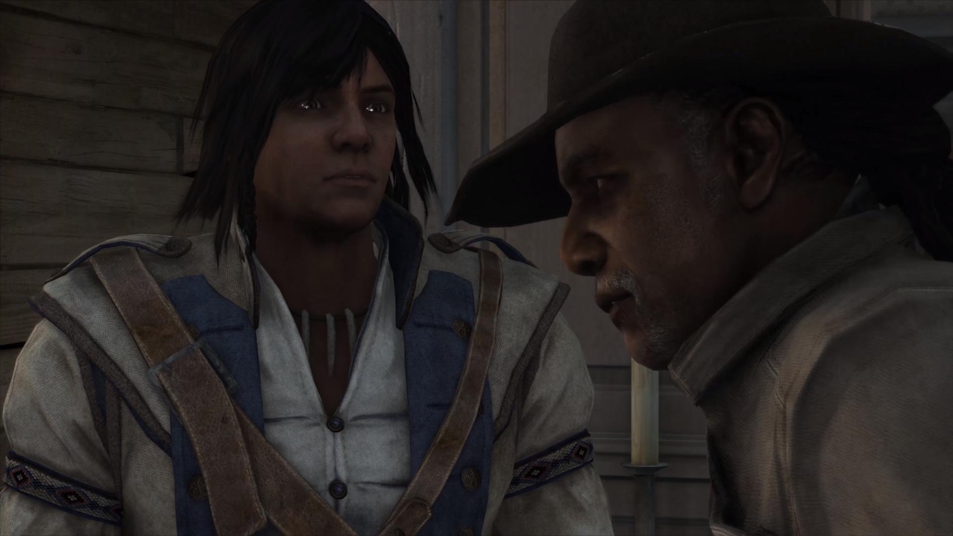 Посвящение Радунхагейду - Assassin's Creed 3