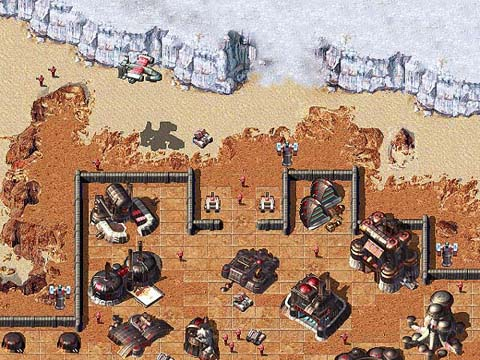 - - Dune 2000: Long Live the Fighters!