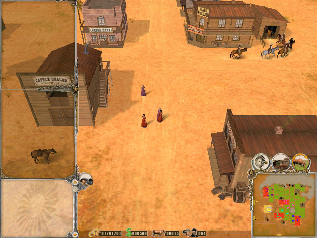 Giochi far west