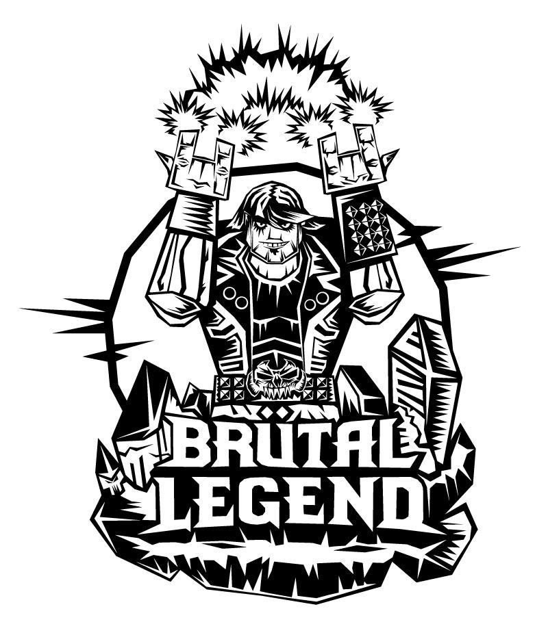 art - Brutal Legend