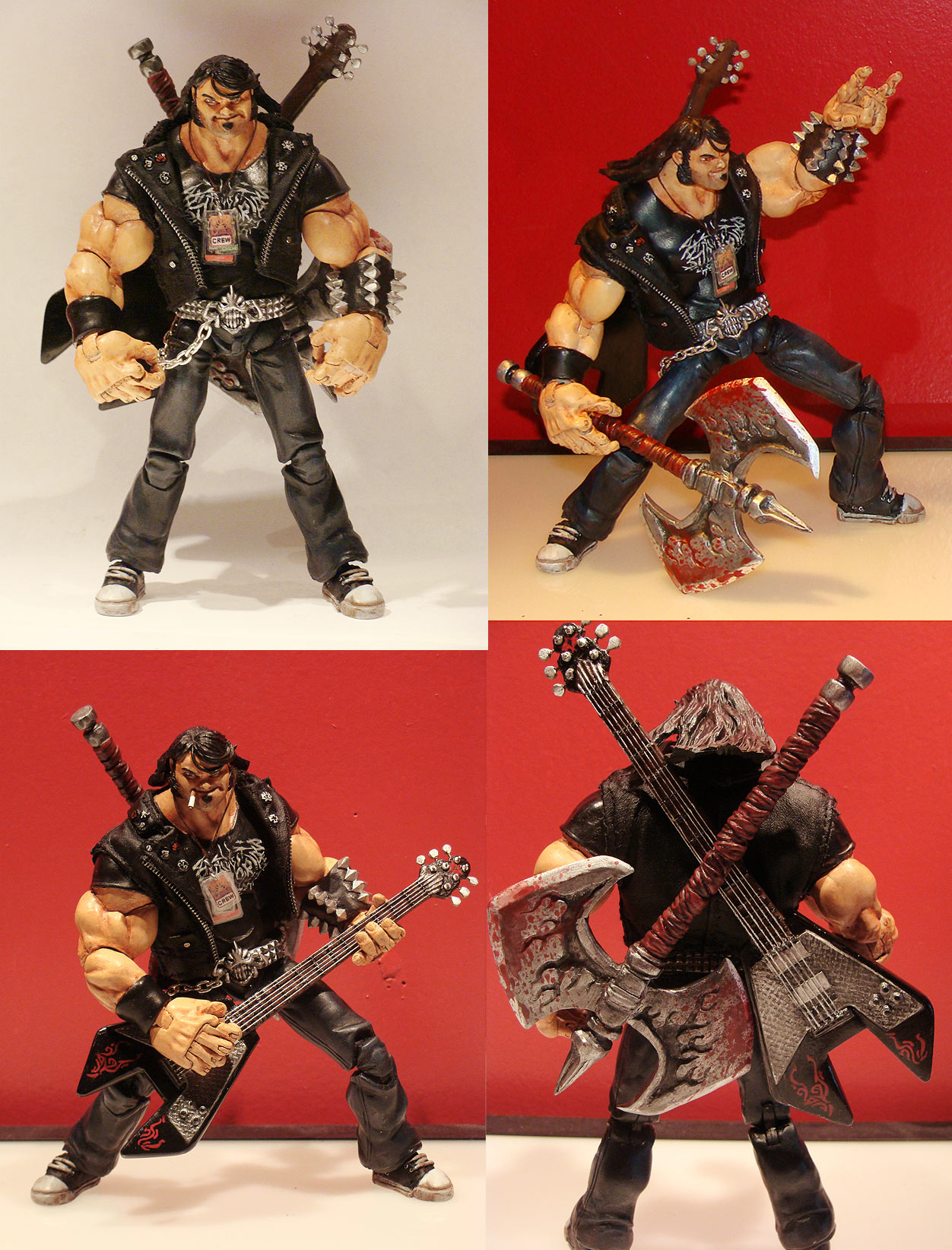 art - Brutal Legend
