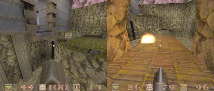 Quake done double Quick lite - Quake