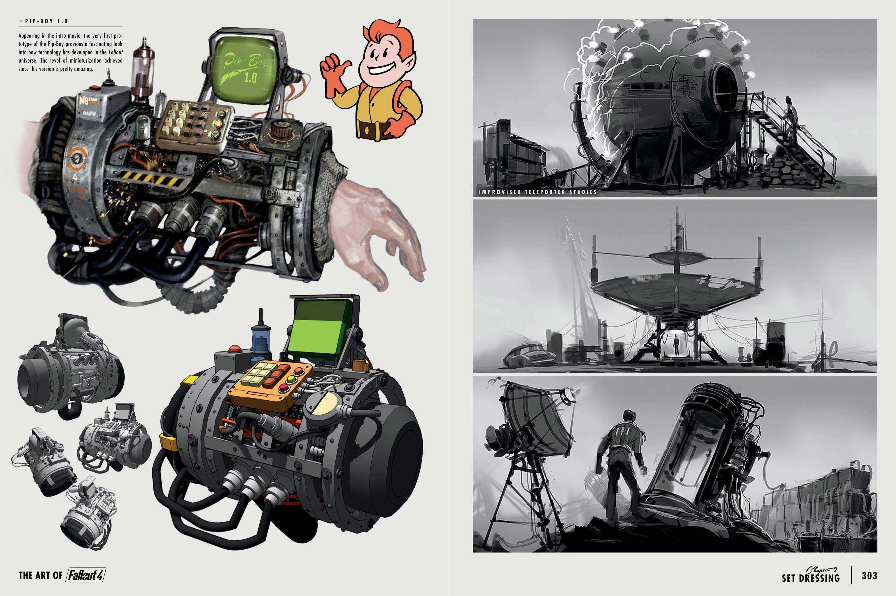 The Art of Fallout 4 - # 152 - Fallout 4 Артбук