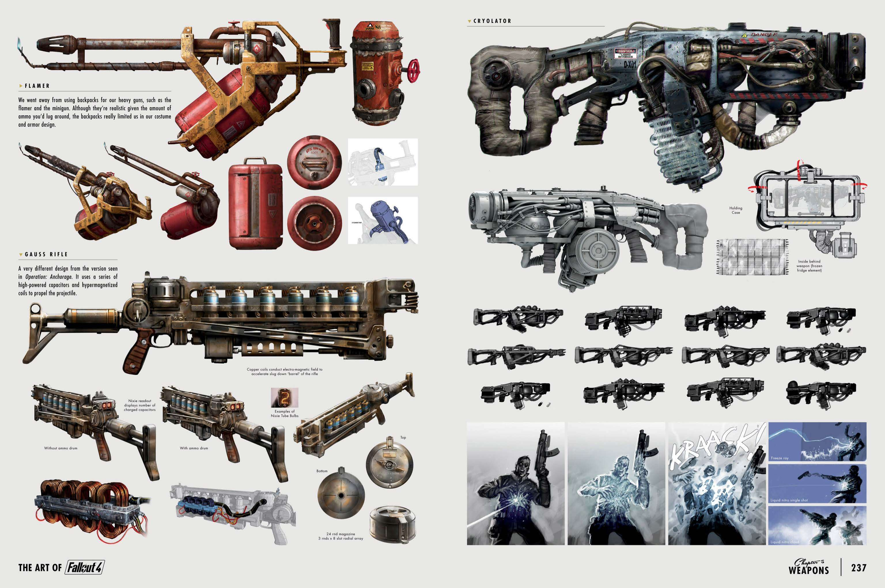 The Art of Fallout 4 - # 119 - Fallout 4 арт
