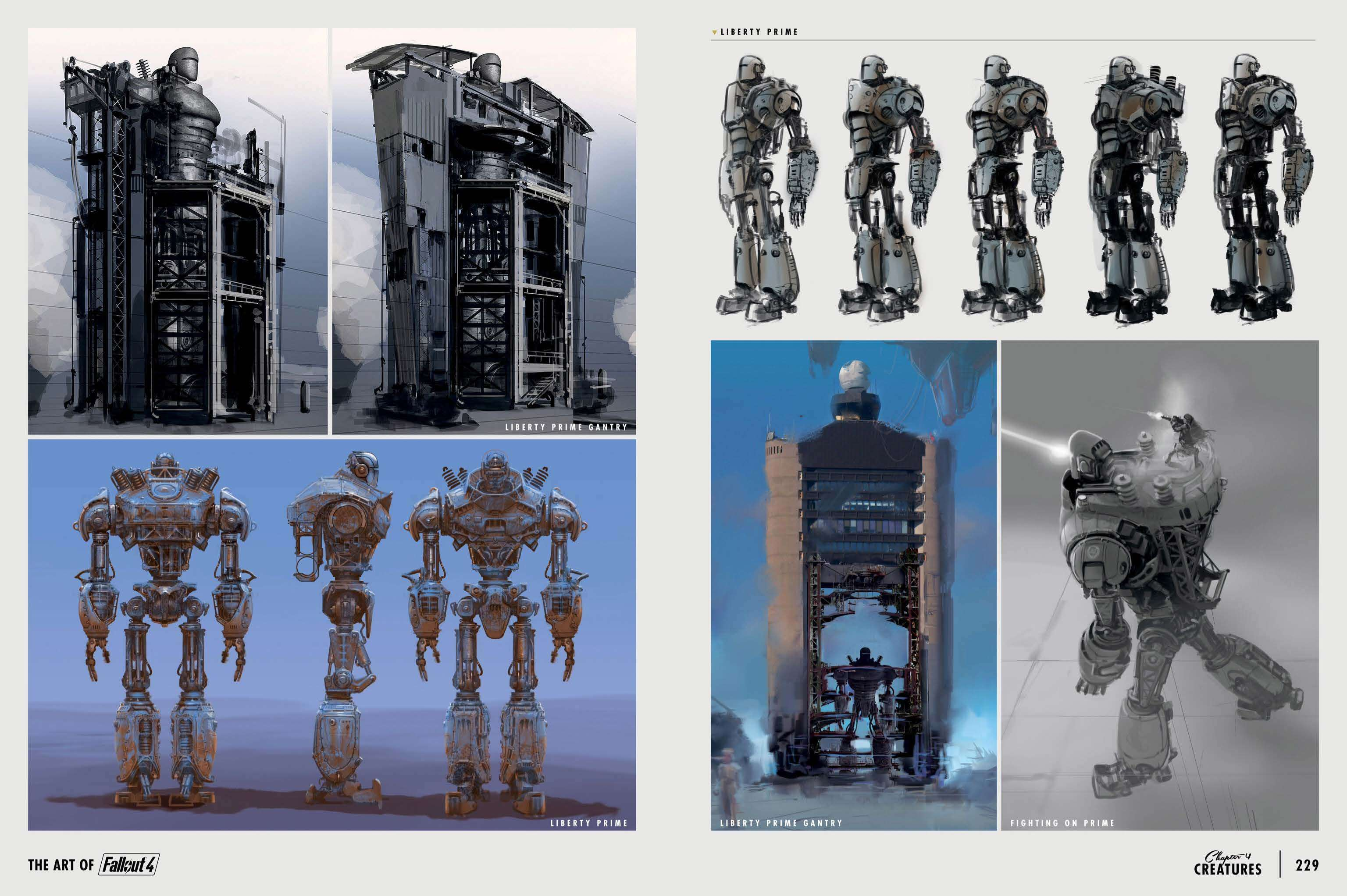 The Art of Fallout 4 - # 115 - Fallout 4 арт