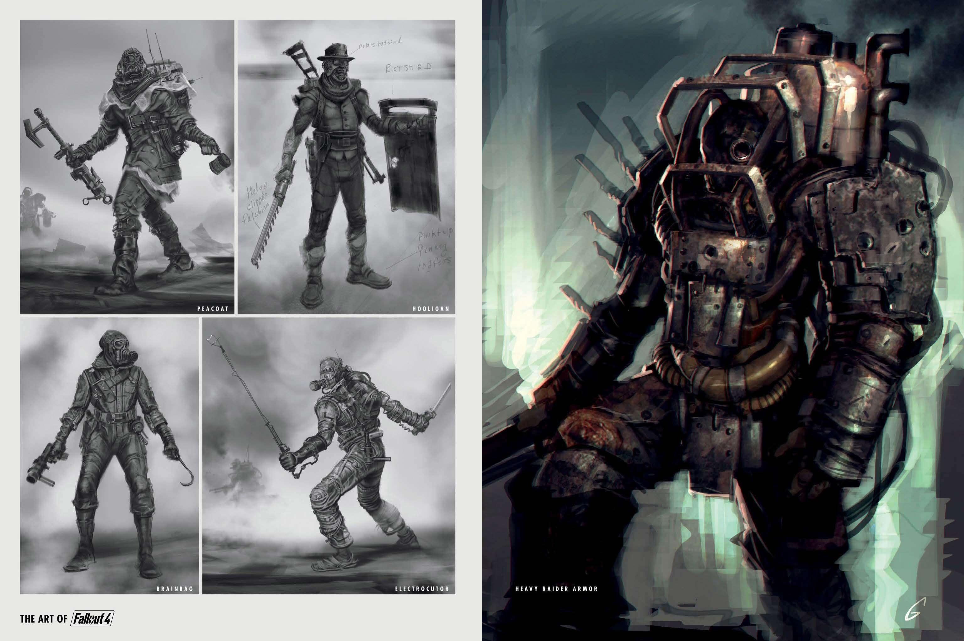 The Art of Fallout 4 - # 092 - Fallout 4 арт