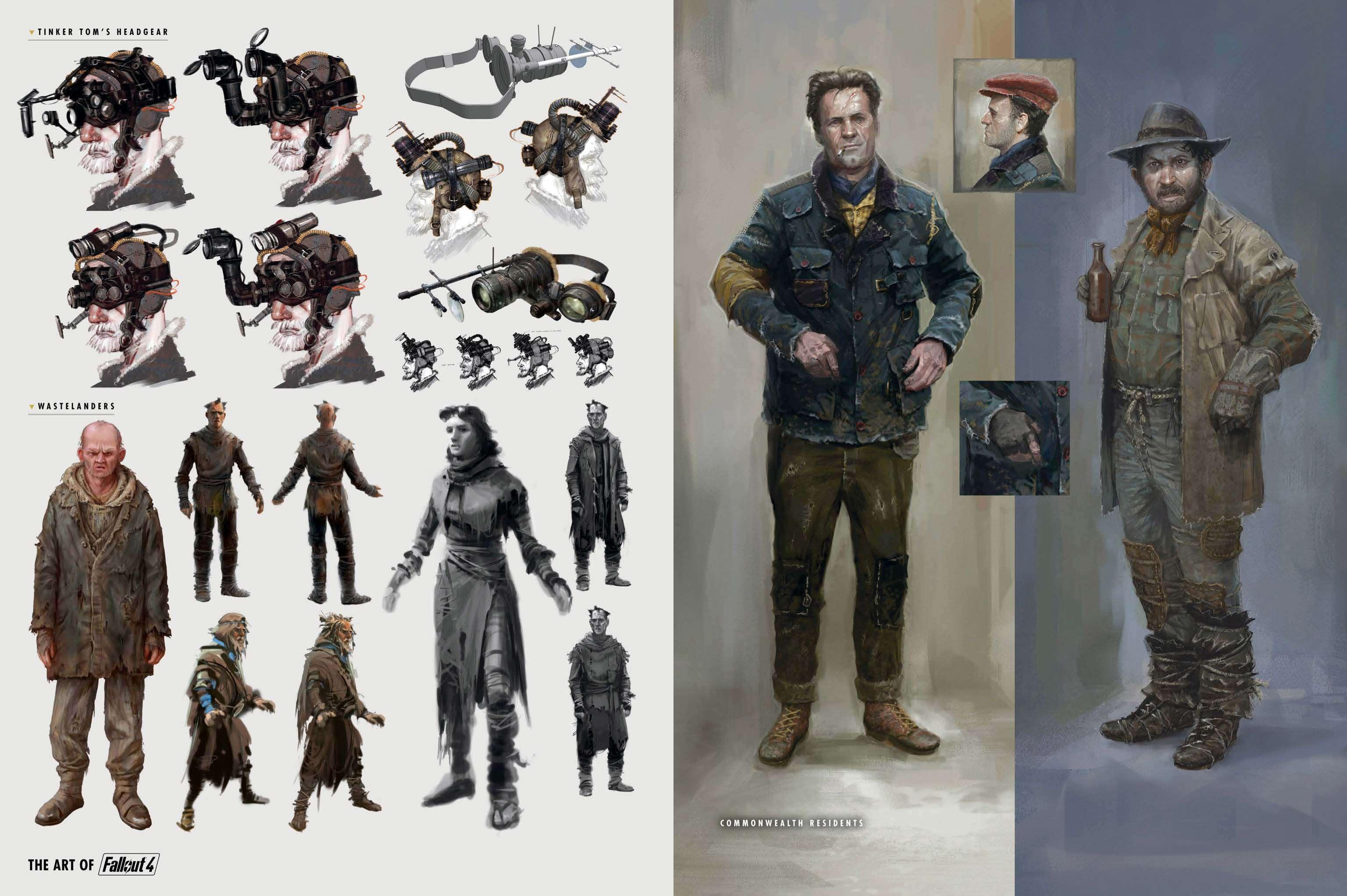 The Art of Fallout 4 - # 074 - Fallout 4 арт