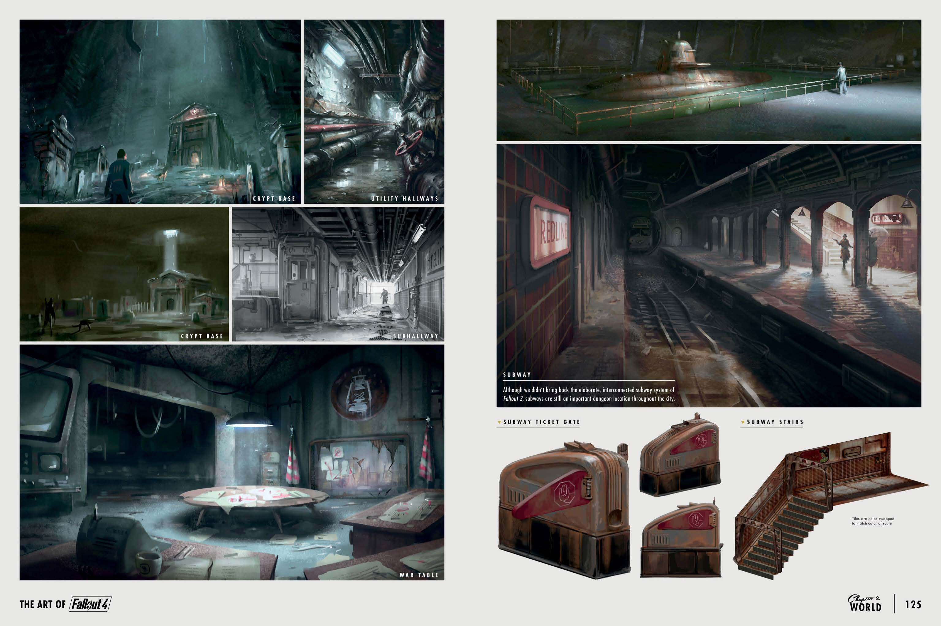 The Art of Fallout 4 - # 063 - Fallout 4 арт