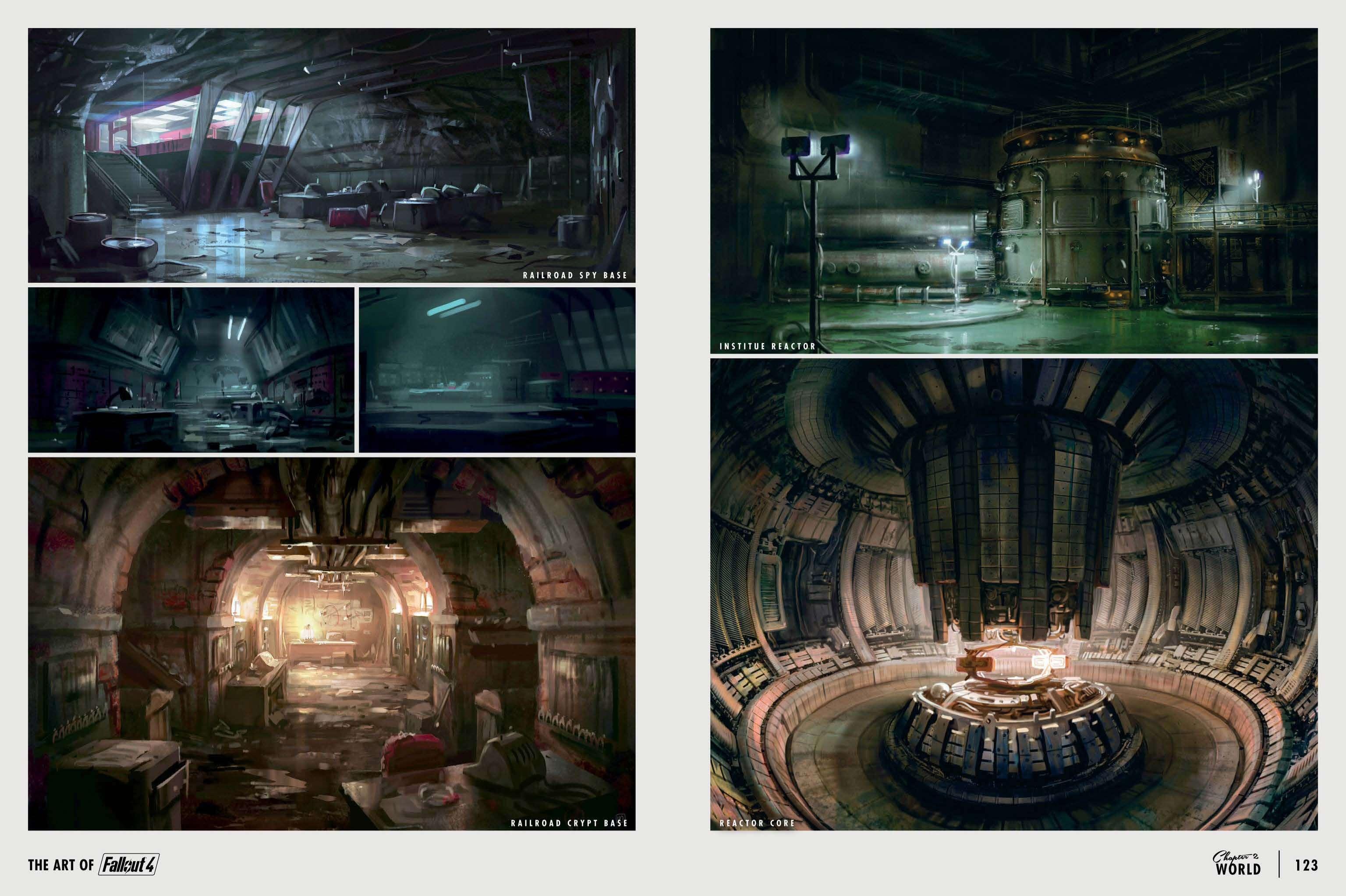 The Art of Fallout 4 - # 062 - Fallout 4 арт