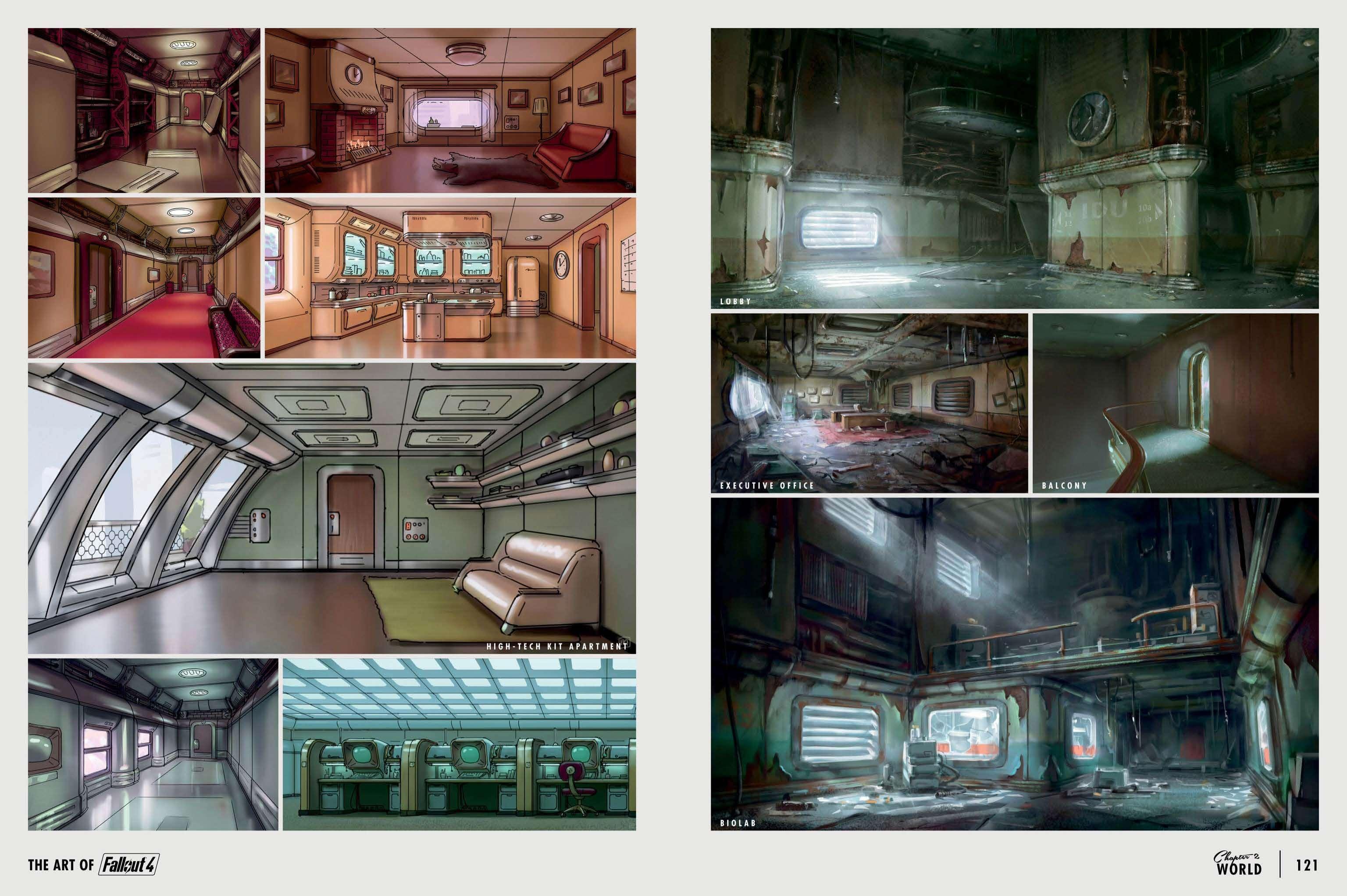 The Art of Fallout 4 - # 061 - Fallout 4 арт