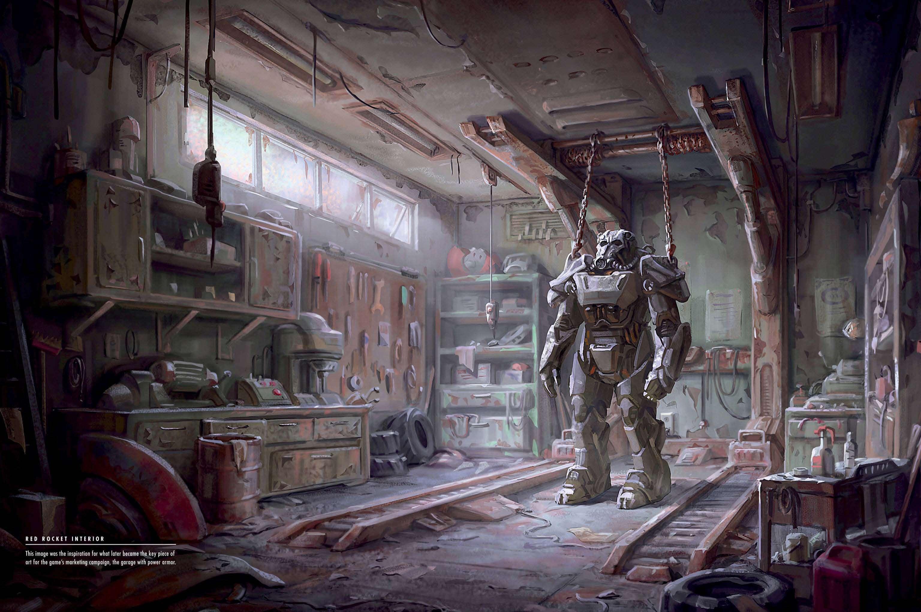 The Art of Fallout 4 - # 059 - Fallout 4 арт
