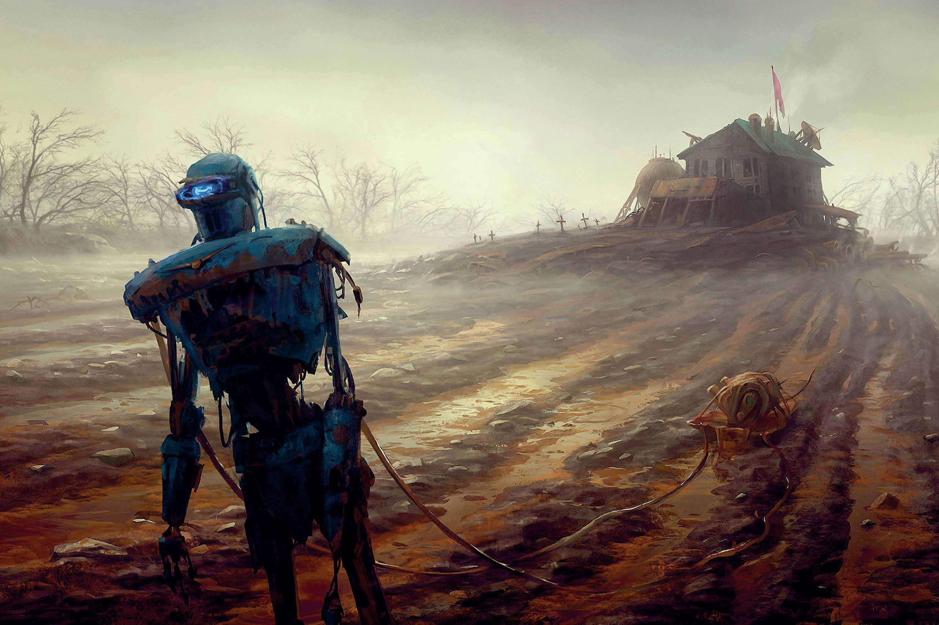 The Art of Fallout 4 - # 055 - Fallout 4 арт