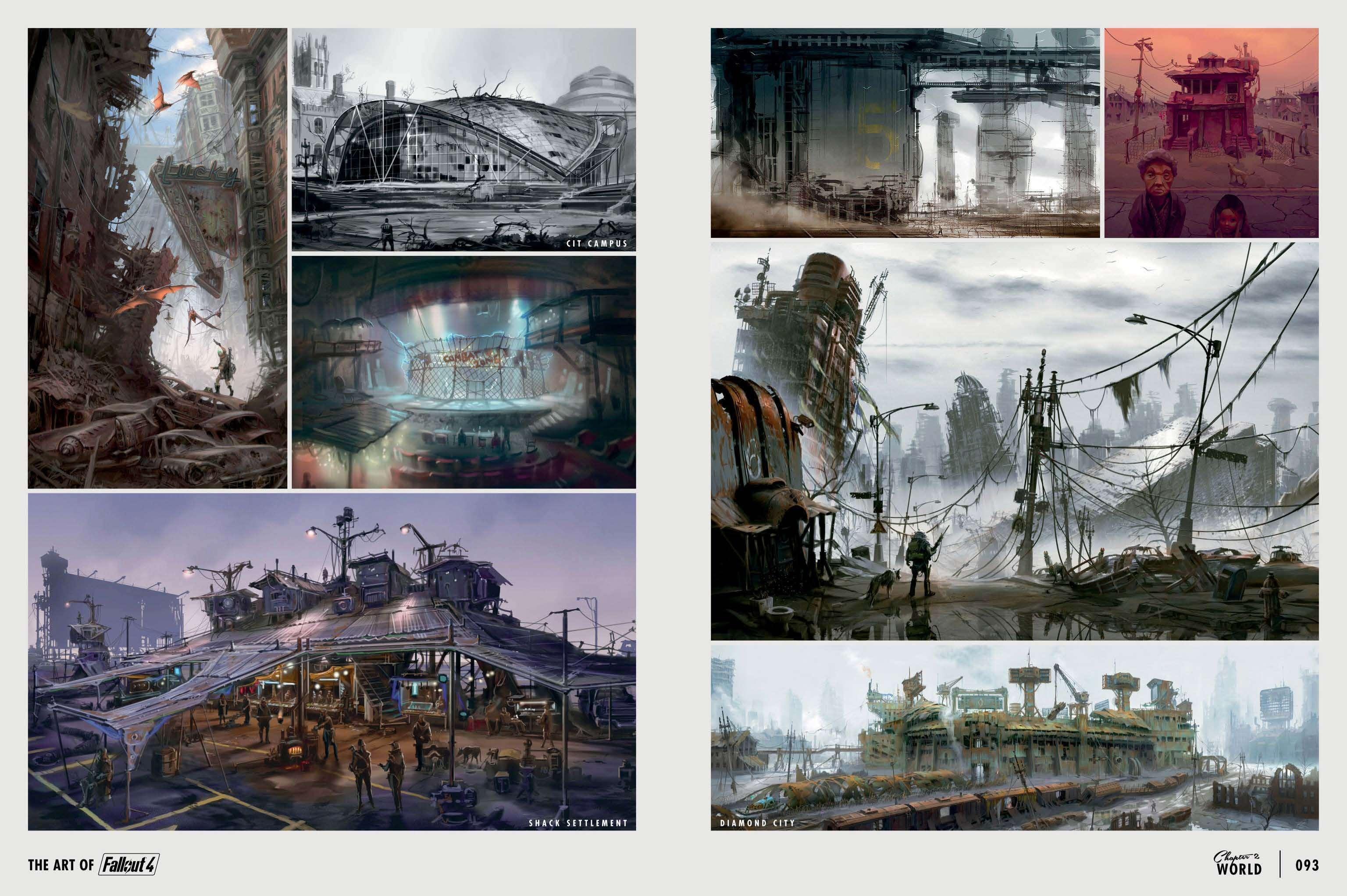 The Art of Fallout 4 - # 047 - Fallout 4 арт