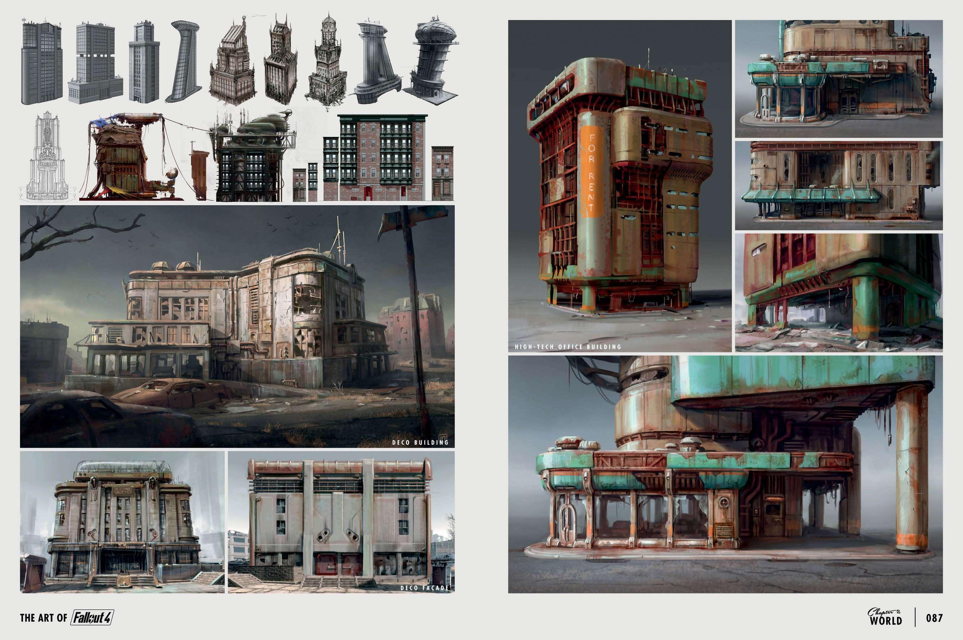 The Art of Fallout 4 - # 044 - Fallout 4 арт