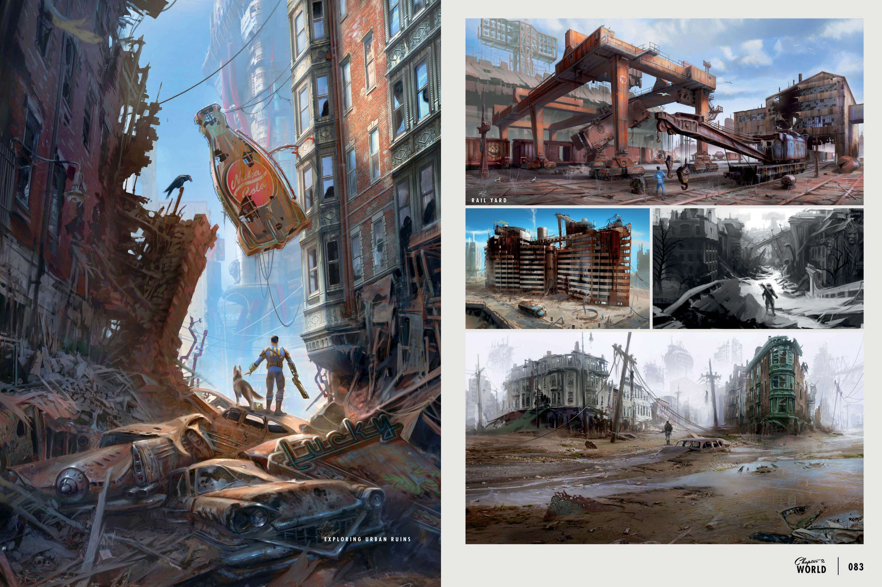 The Art of Fallout 4 - # 042 - Fallout 4 арт