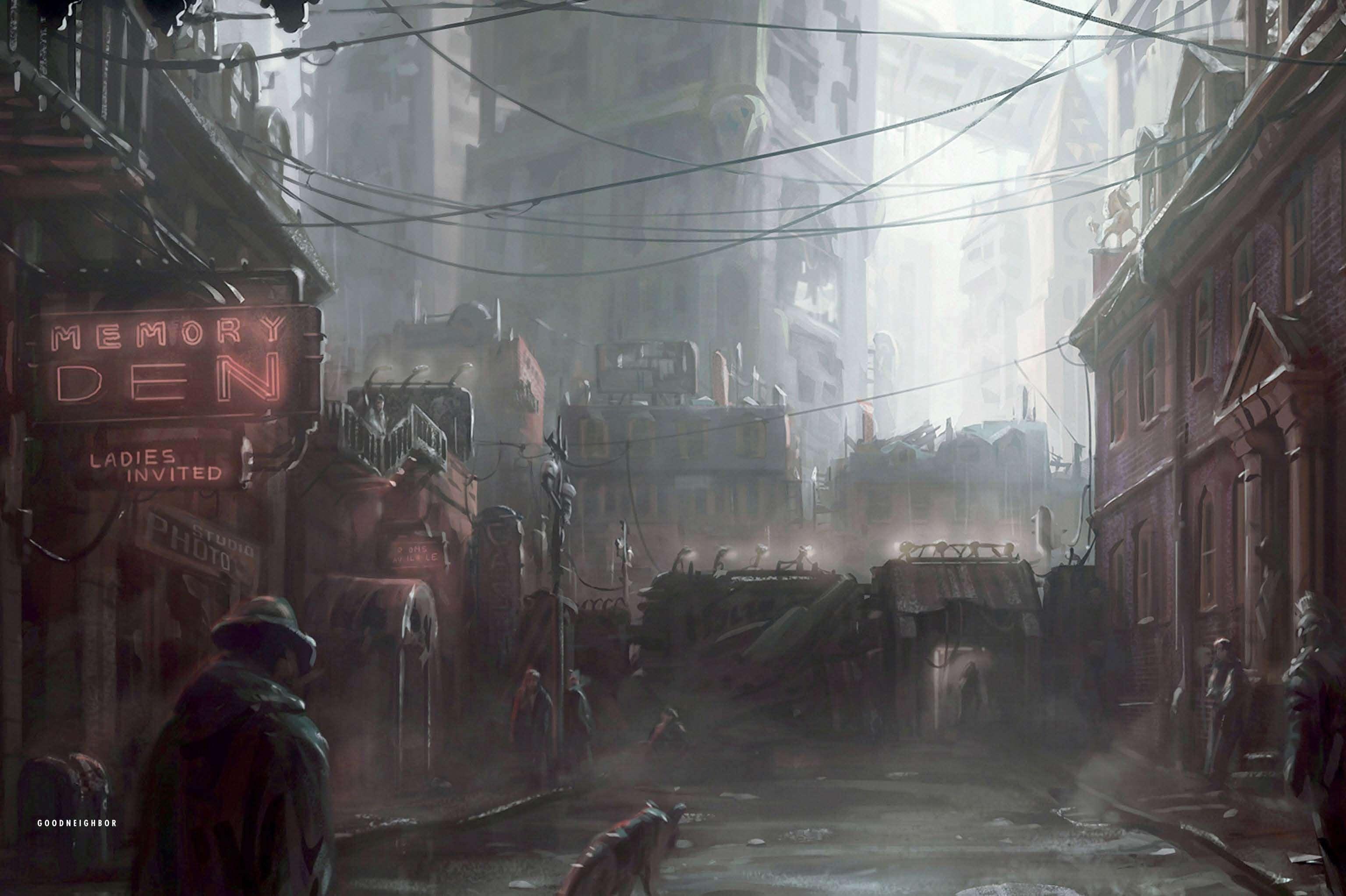 The Art of Fallout 4 - # 040 - Fallout 4 Артбук