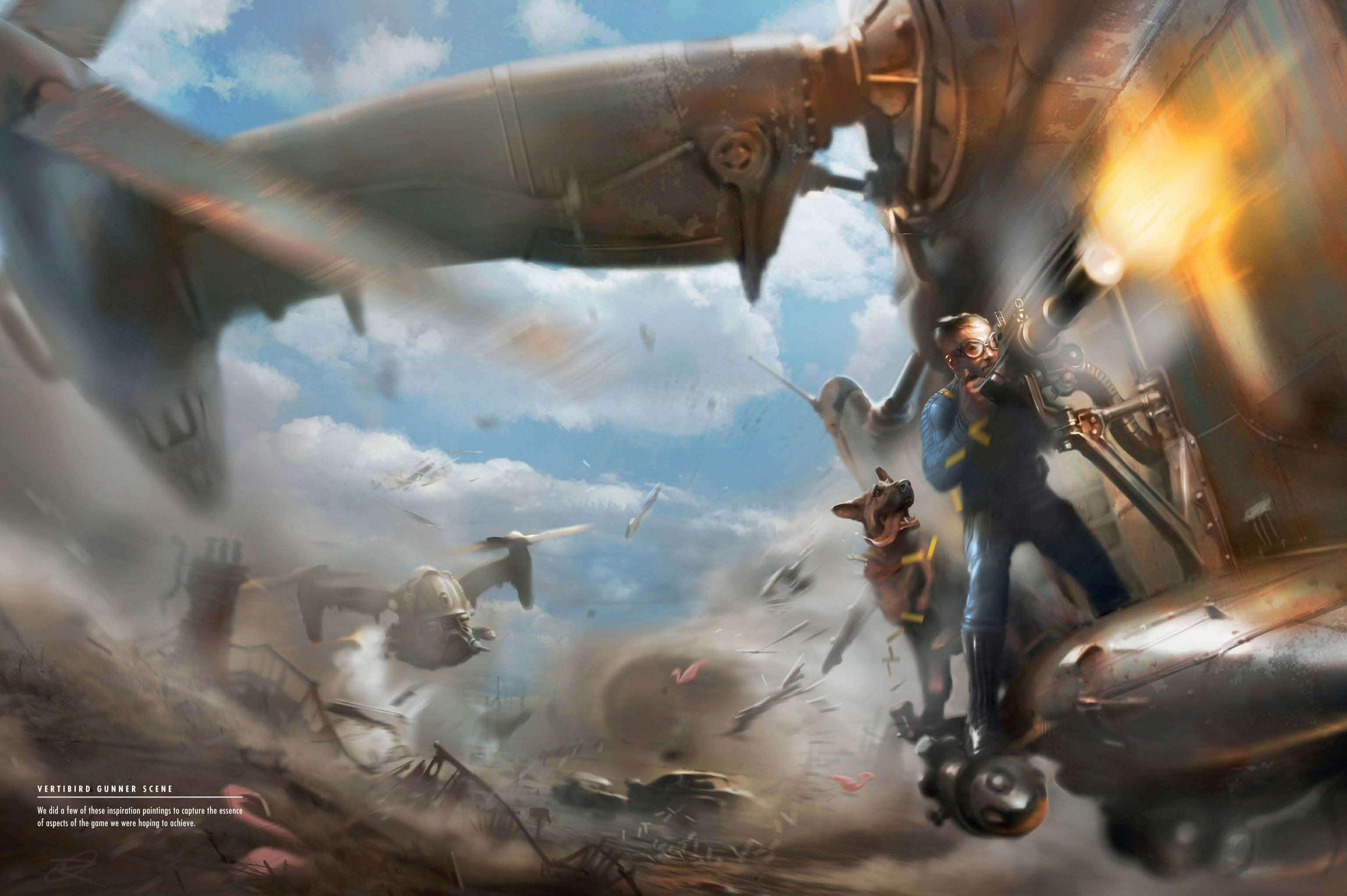 The Art of Fallout 4 - # 021 - Fallout 4 Артбук