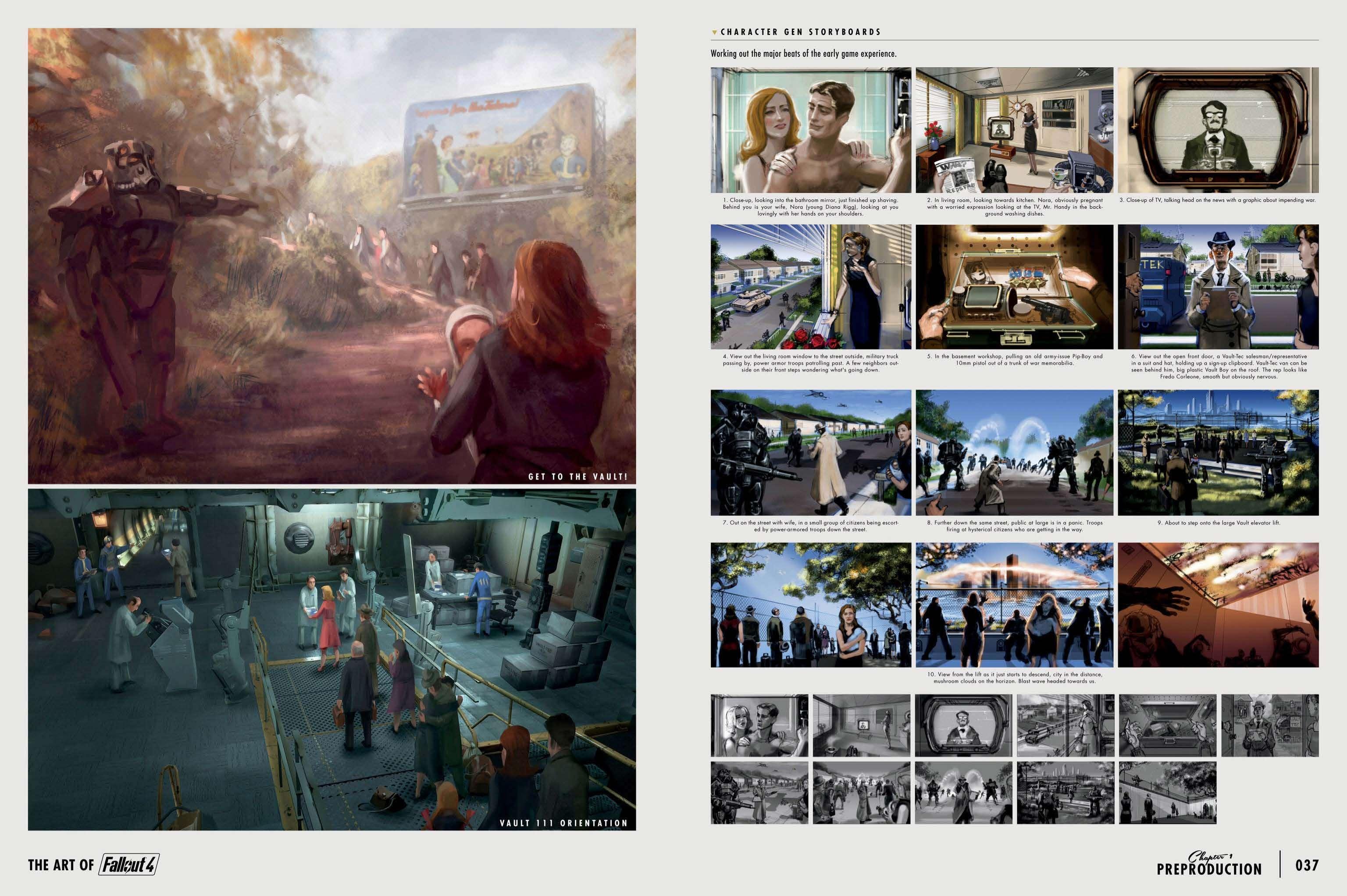 The Art of Fallout 4 - # 019 - Fallout 4 Артбук