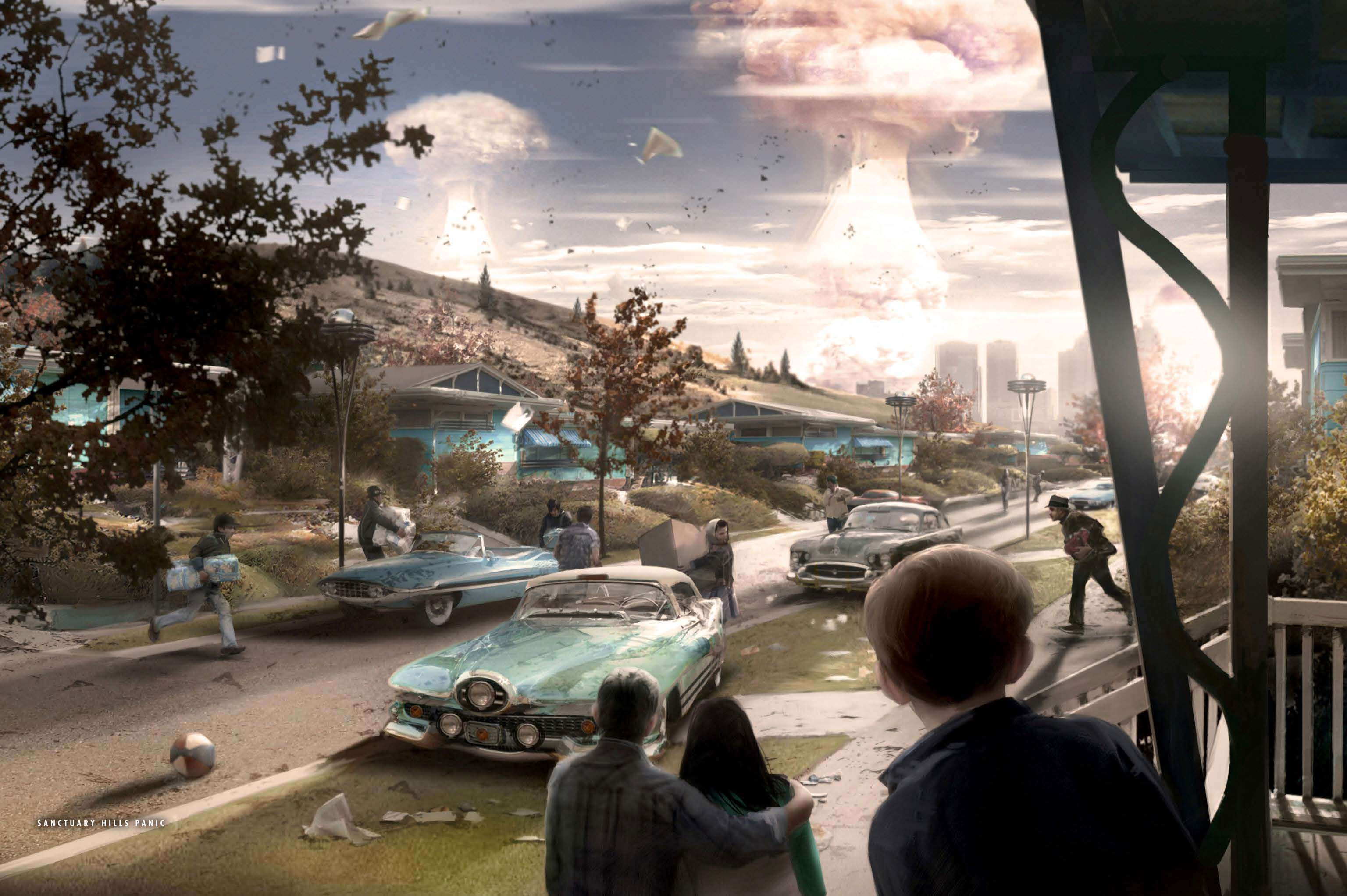 The Art of Fallout 4 - # 018 - Fallout 4 Артбук