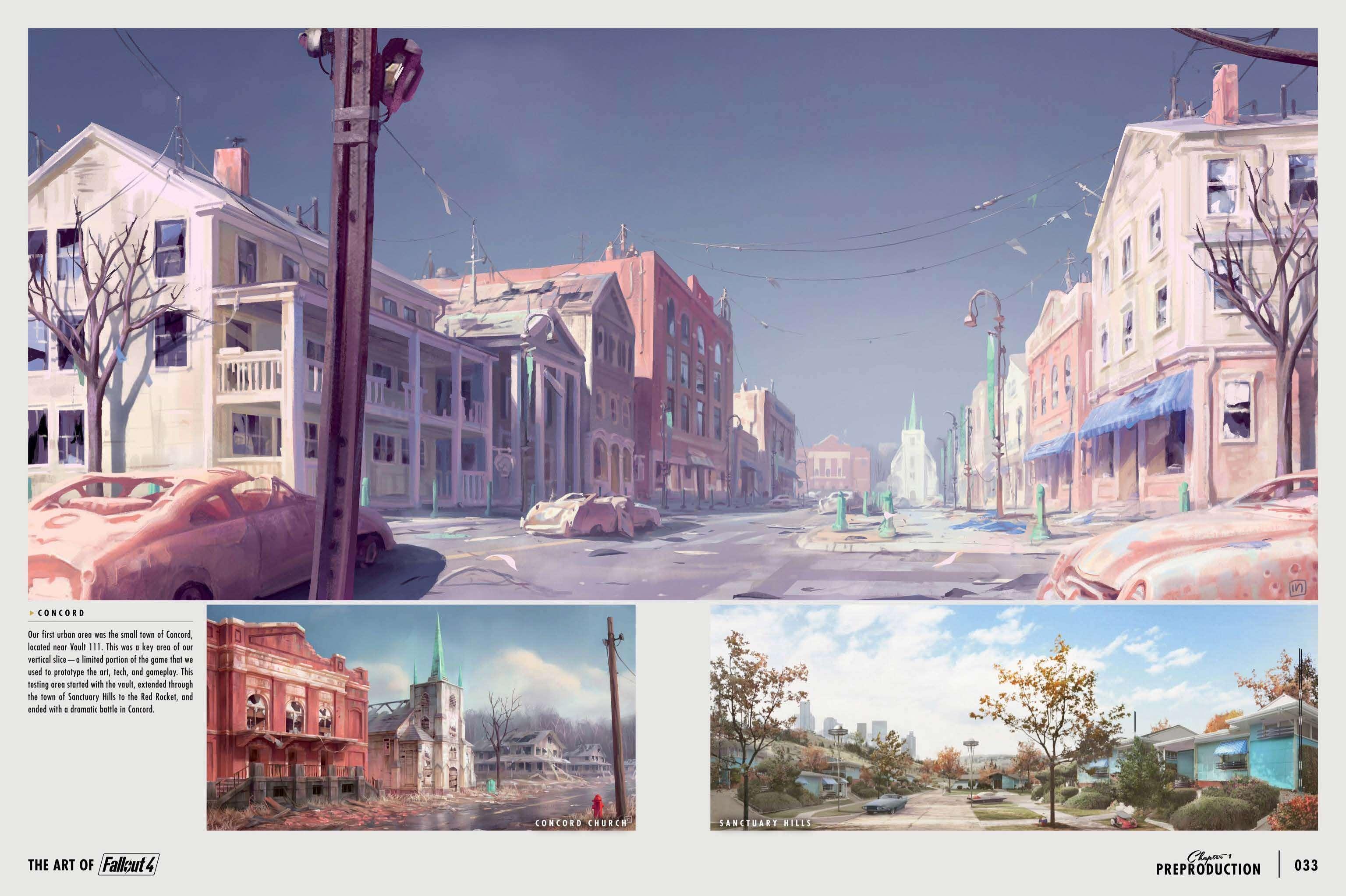 The Art of Fallout 4 - # 017 - Fallout 4 Артбук